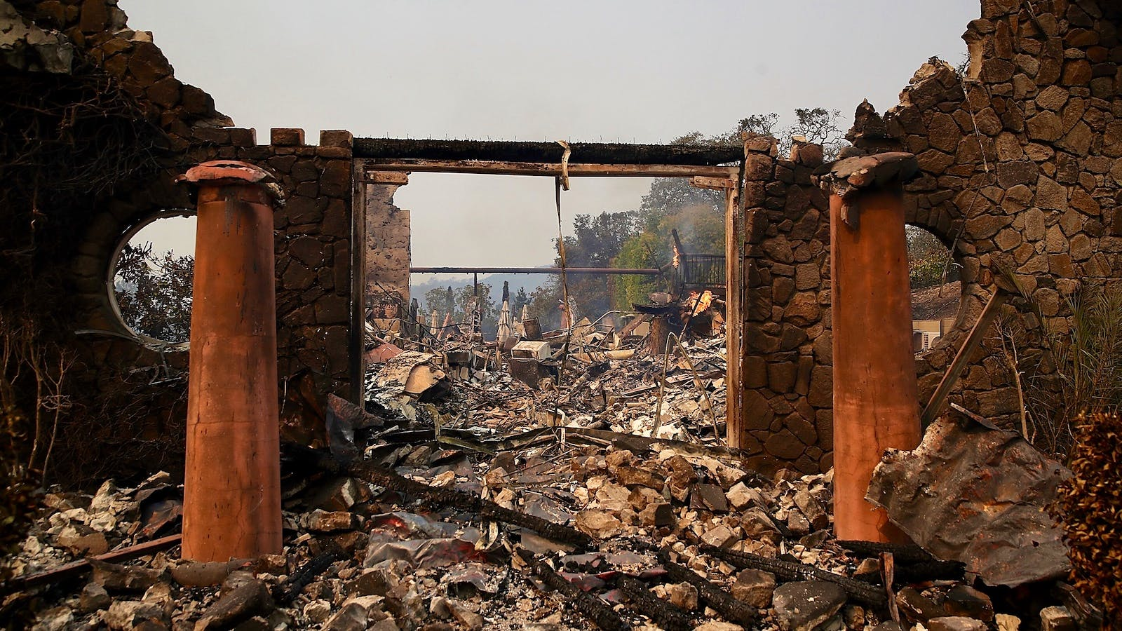 Updated Oct. 11, 1:00 p.m. PST:  At Least 21 Dead and Three Wineries Destroyed as Firefighters Battle Massive Fires in Napa, Sonoma and Mendocino