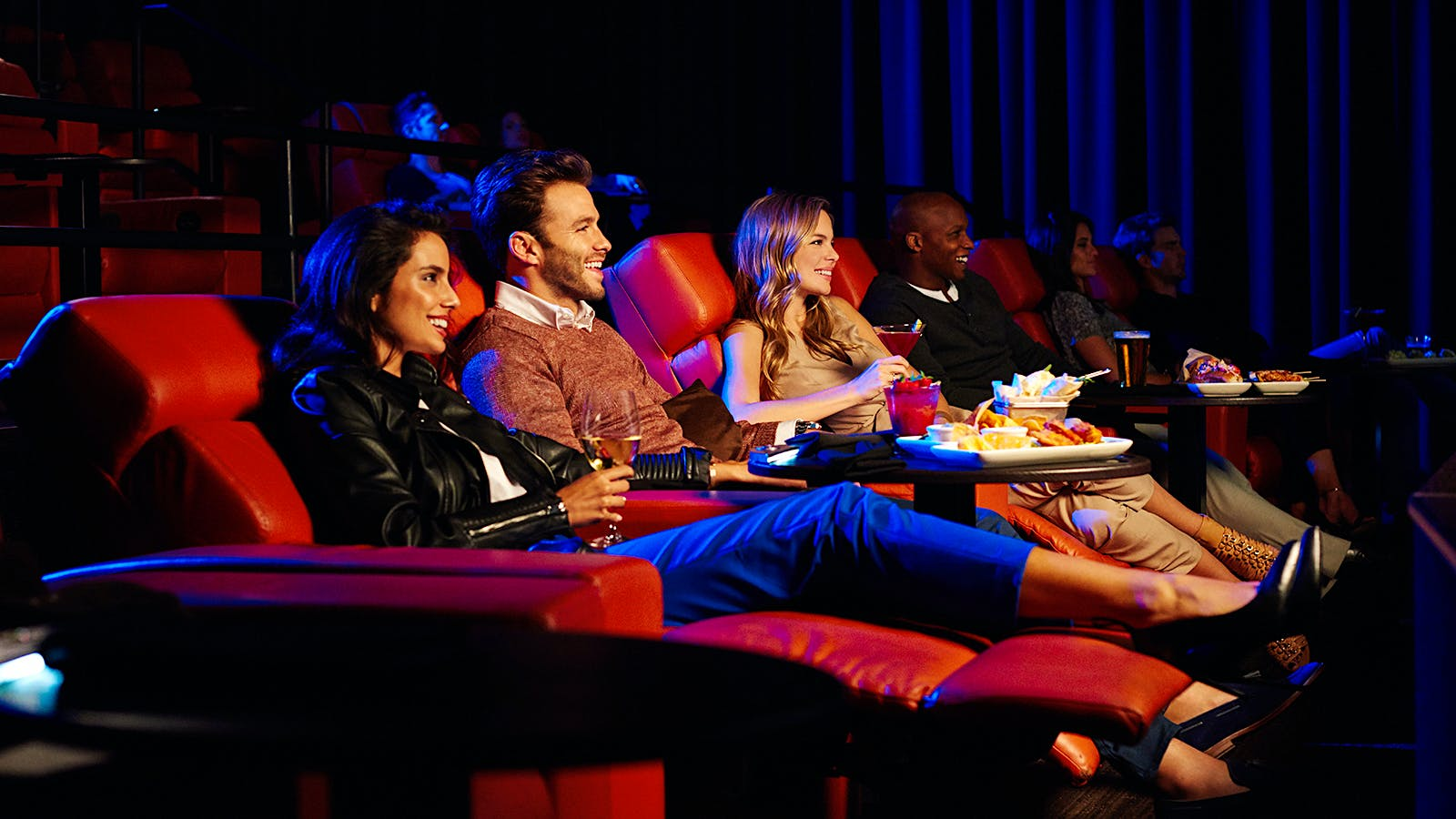 Surround Sound? IMAX? Chardonnay? Movie Theaters Look to Alcoholic Beverages