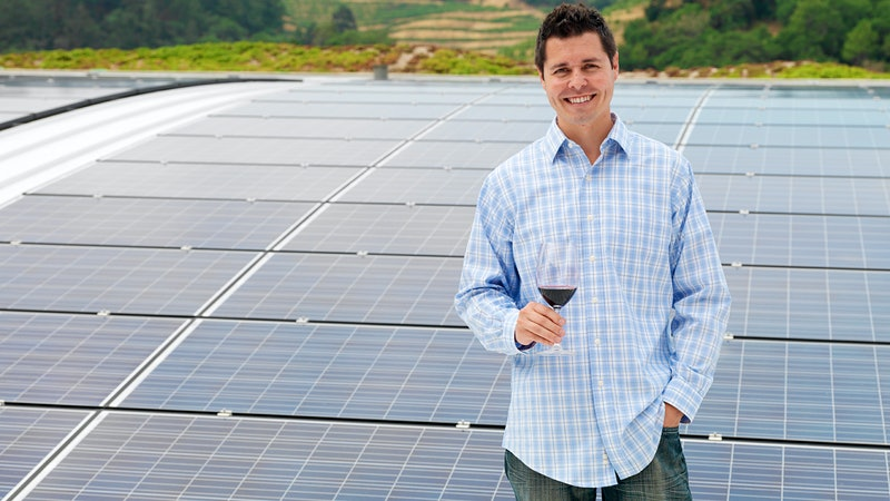 PlumpJack Achieves LEED Gold Certification for Napa's Odette Winery