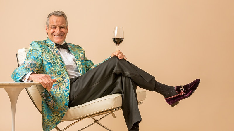 Wine Star: John Alban