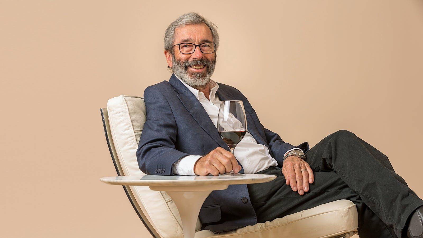 Wine Star: Stephen Henschke