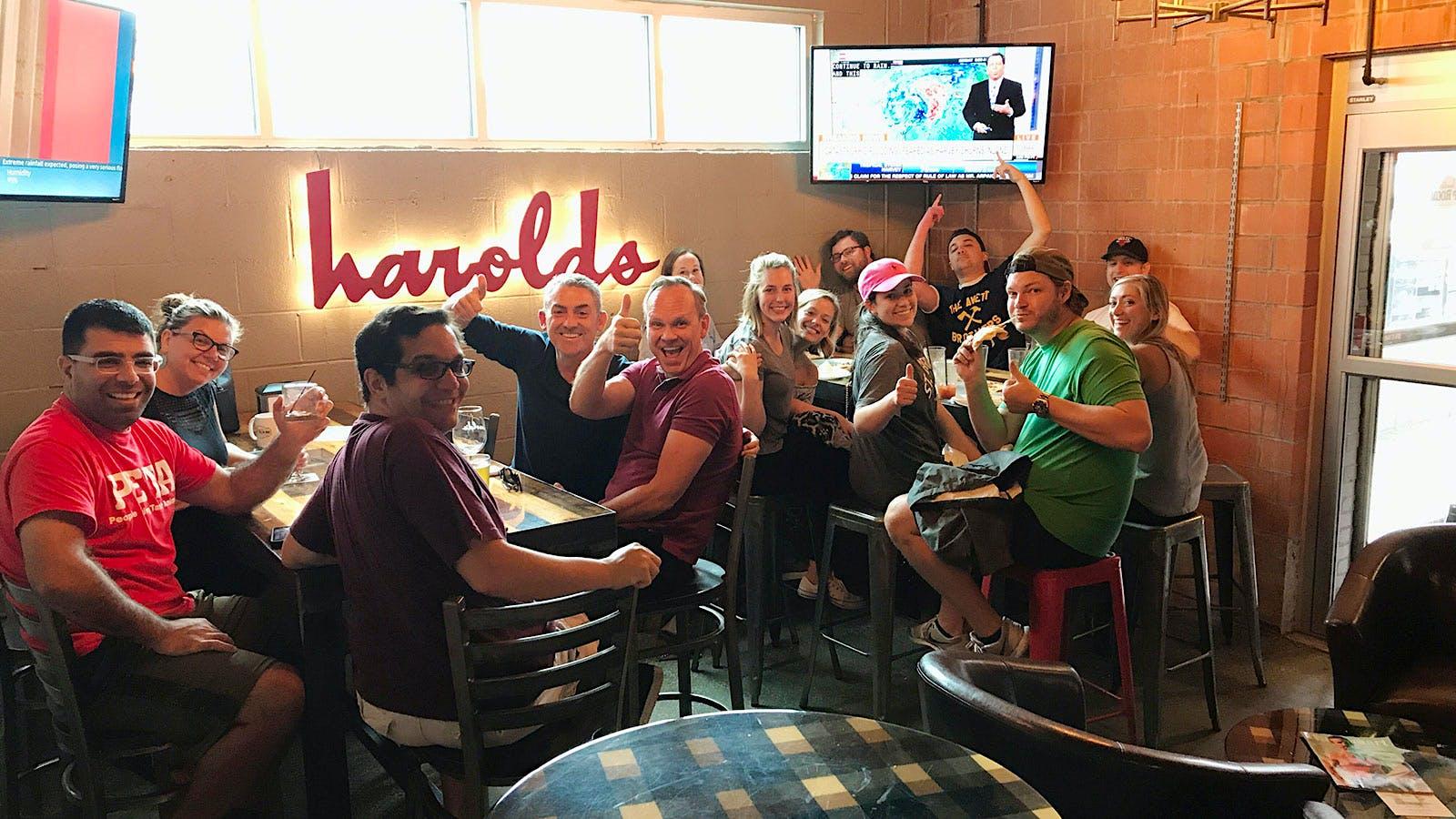 Restaurant Talk: Staying Open During an Unprecedented Storm