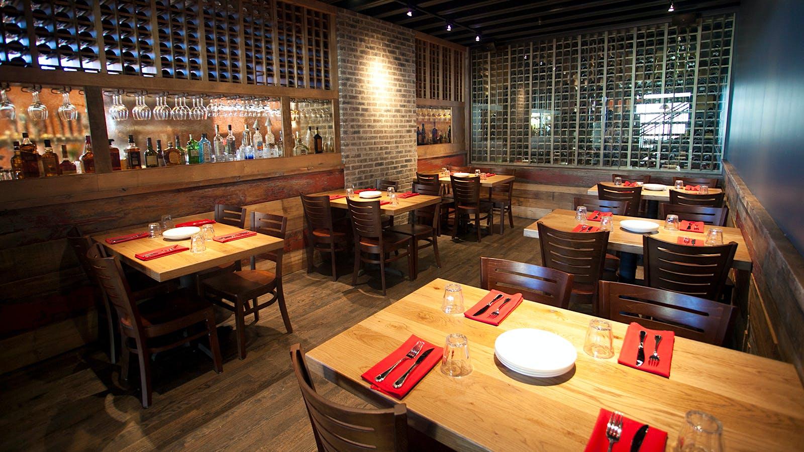 Restaurant Spotlight Pizza Man Tosa Wine Spectator