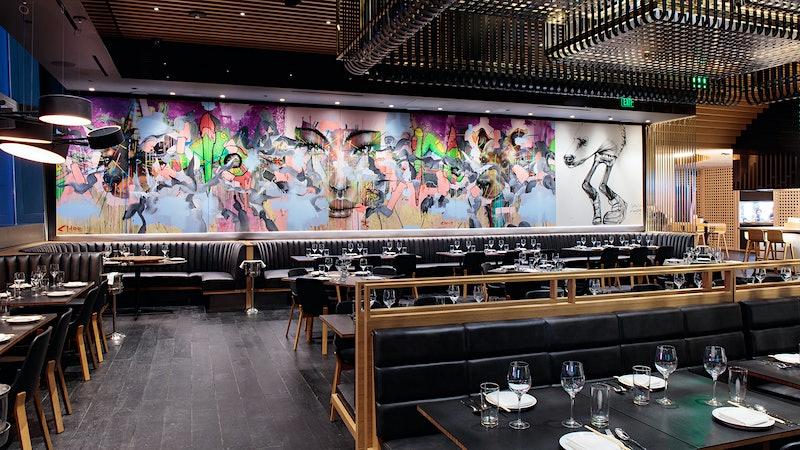 Momofuku Opens at the Cosmopolitan of Las Vegas