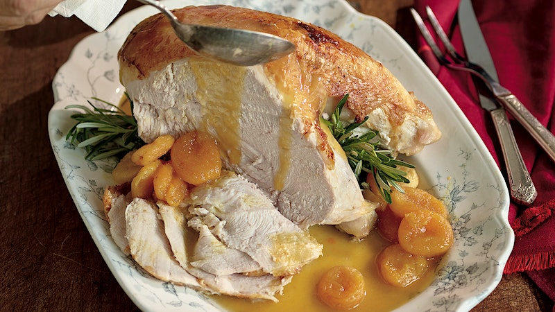 Thanksgiving Cooking with Lidia Bastianich