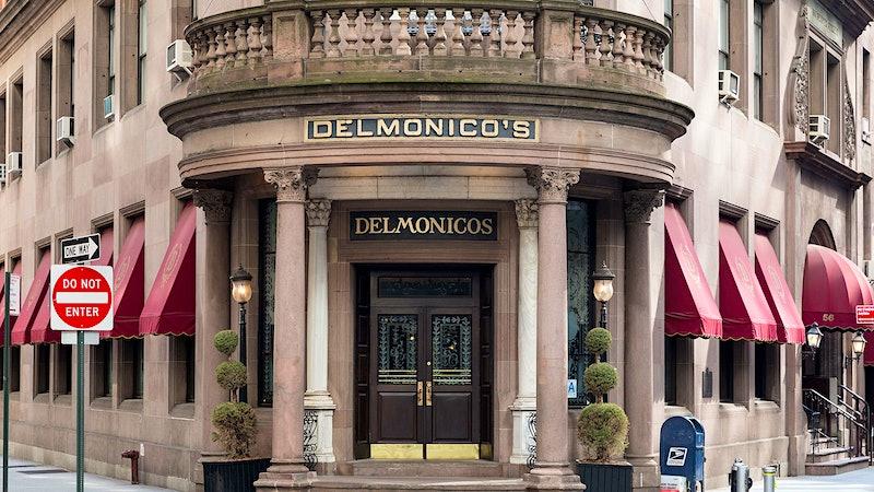 New York Institution Delmonico's Debuts 180th-Anniversary Menu with Star Chefs
