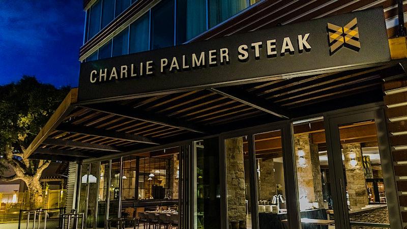 Charlie Palmer Steak Opens in Napa's New Archer Hotel