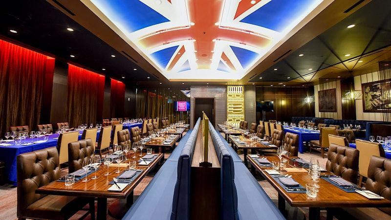 Gordon Ramsay Opens New Steak House in Baltimore