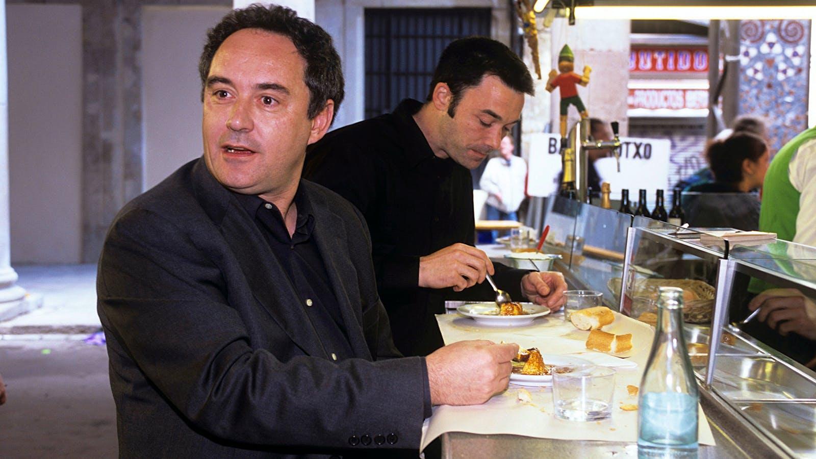 Ferran Adrià Will Desecrate Your Favorite Childhood Snack