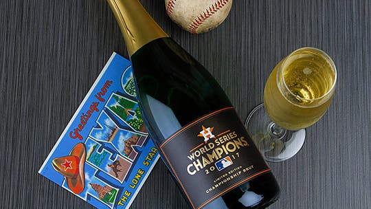 Unfiltered What S In A World Series Wine Astros