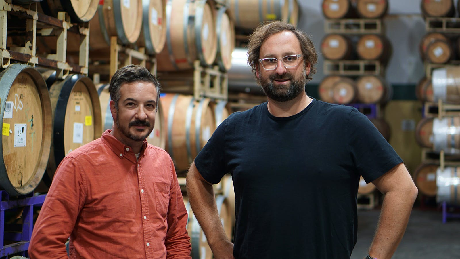 Sweet Berry Wine! Comedian Eric Wareheim Stands Up for Carignan