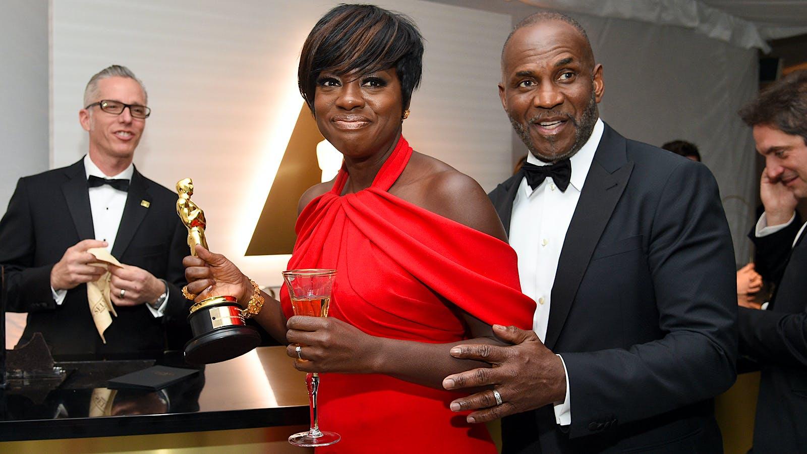 Awards Season Ends with Big Bubblies, Bigger Surprises