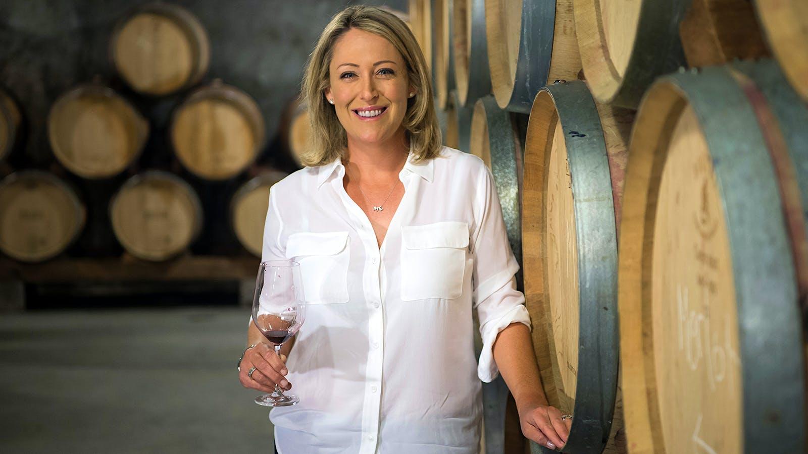 Wine Talk: Cristie Kerr Tees Up Wine