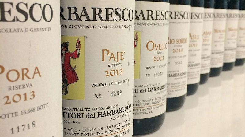 A Barbaresco Tour Through 9 Vineyards