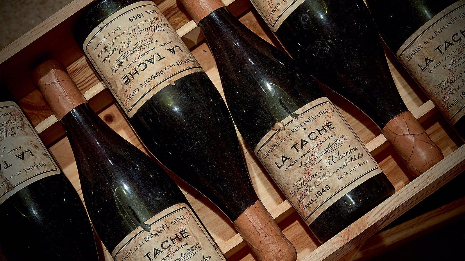 Robert Drouhin to Sell Collection of Rare Domaine de la Romanée-Contis