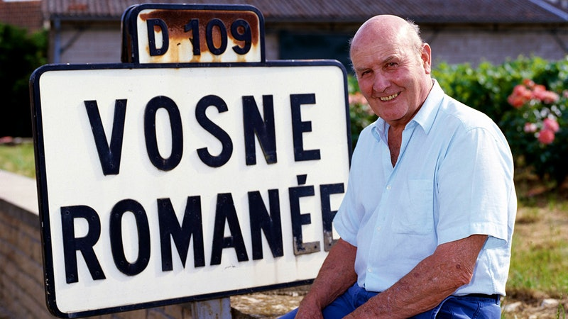Sale of Legendary Burgundy Vintner Henri Jayer's Personal Cellar Shatters Wine Auction Record