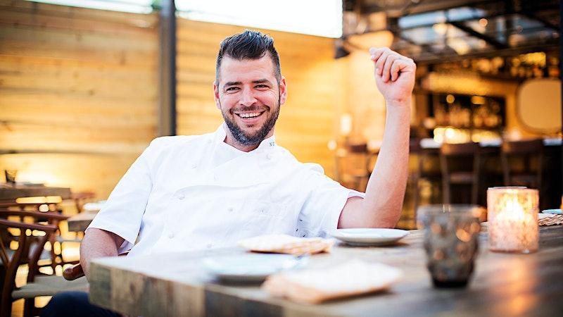 Chef Talk: Nicholas Stefanelli's Juggling Act