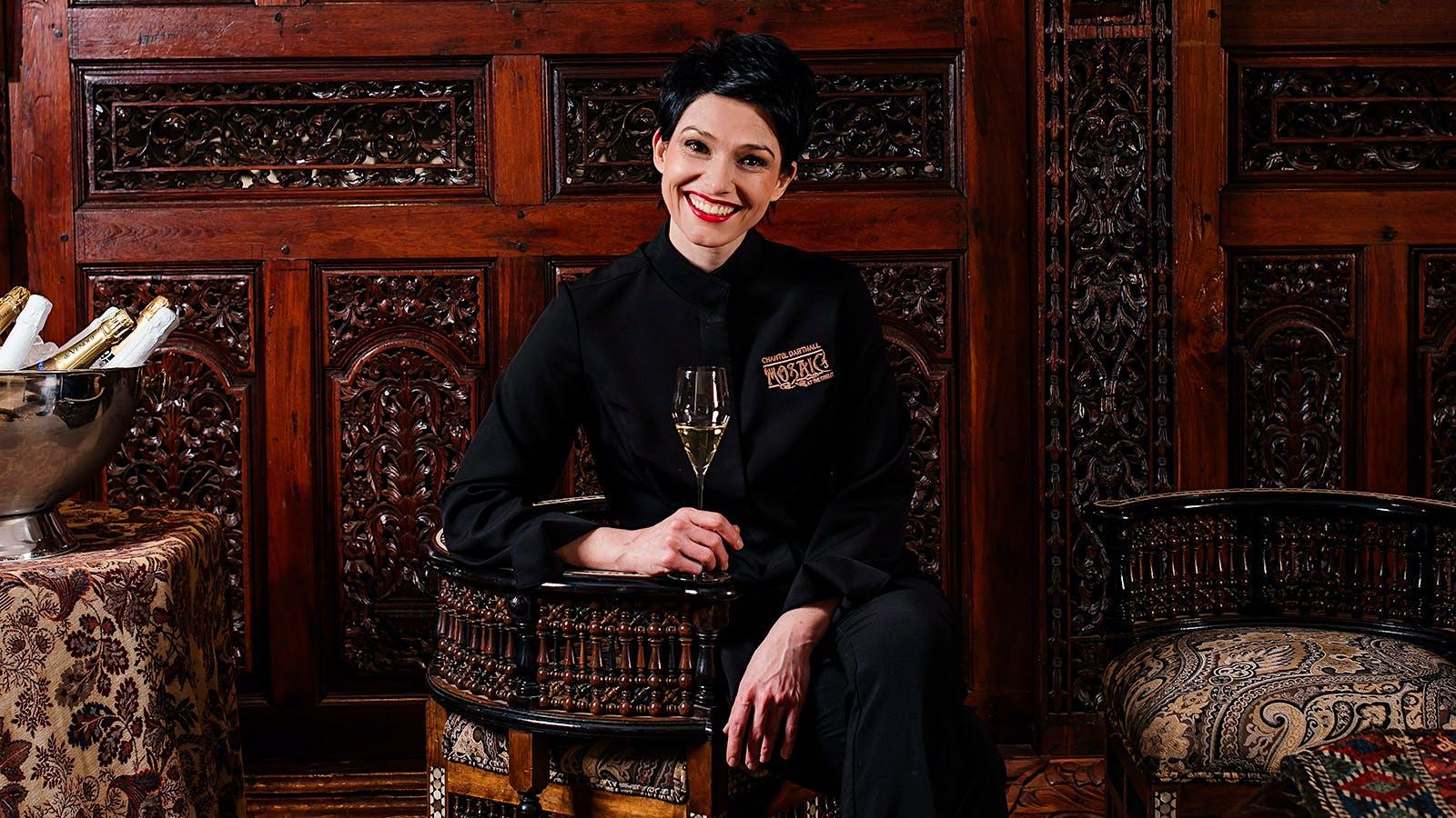 Chef Talk: Chantel Dartnall's South African Wine and Food Fantasia