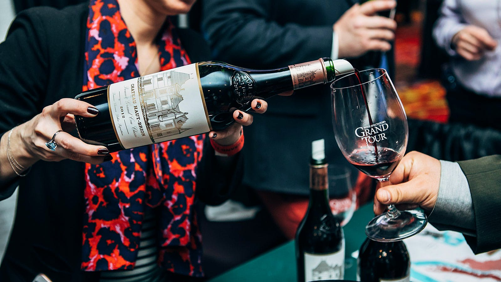 Grand Tour Hosts World's Greatest Wine Fans