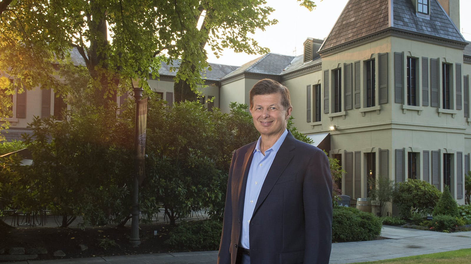 Ted Baseler, the Ad Man Who Became a Wine Industry Leader, Steps Aside at Ste. Michelle