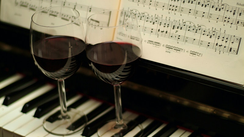 The Music of Wine