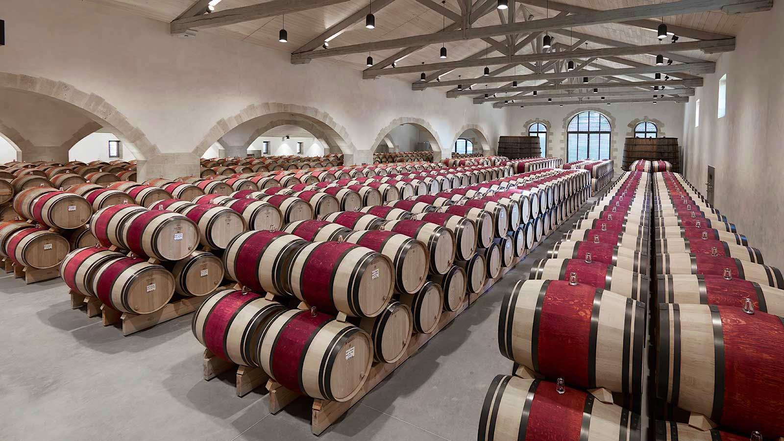 2018 Bordeaux Barrel Tasting
