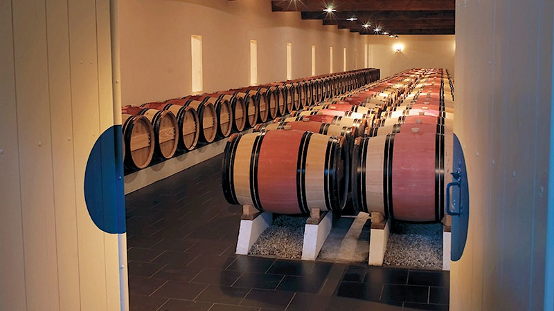 2017 Bordeaux Barrel Tasting