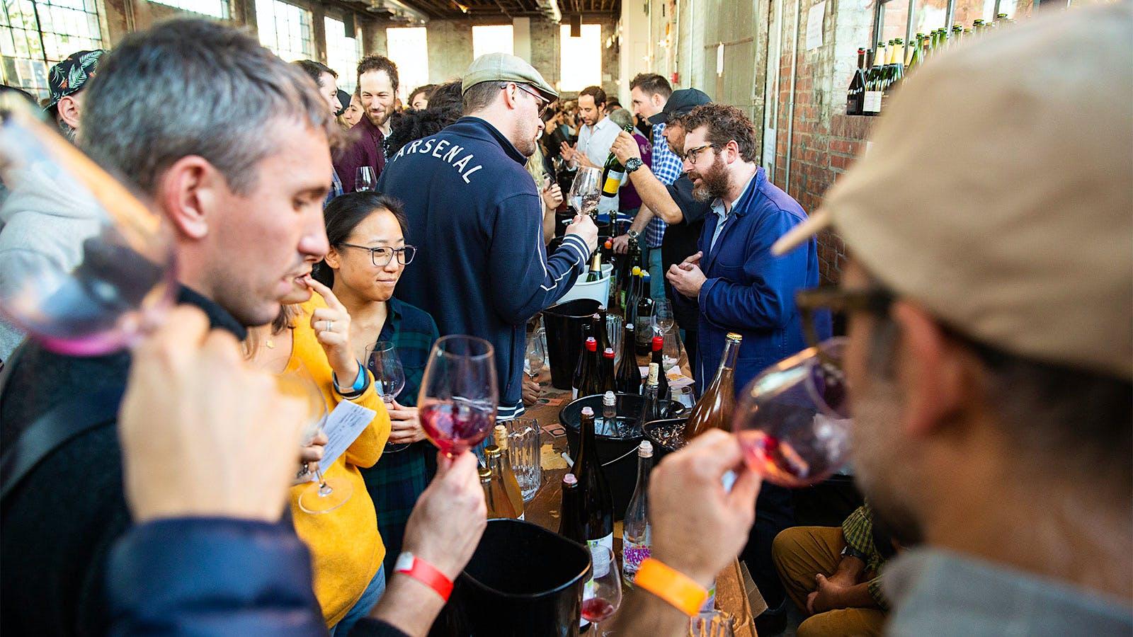 A Celebration of Natural Wine