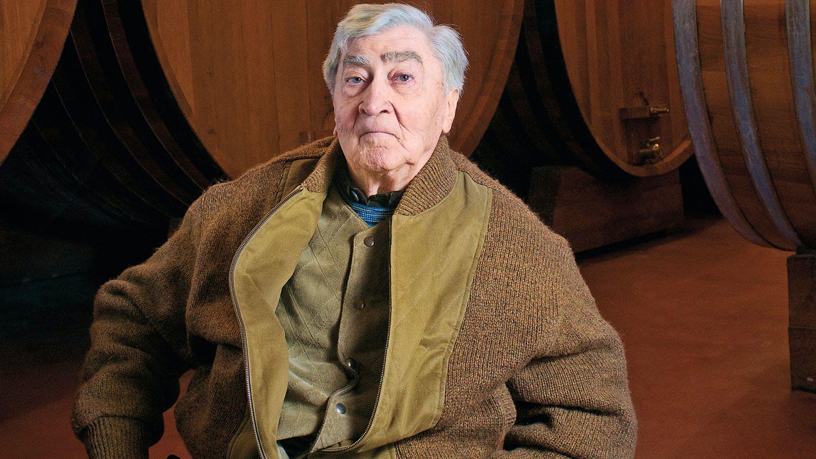 Legendary Barbaresco Winemaker Bruno Giacosa Dies at 88