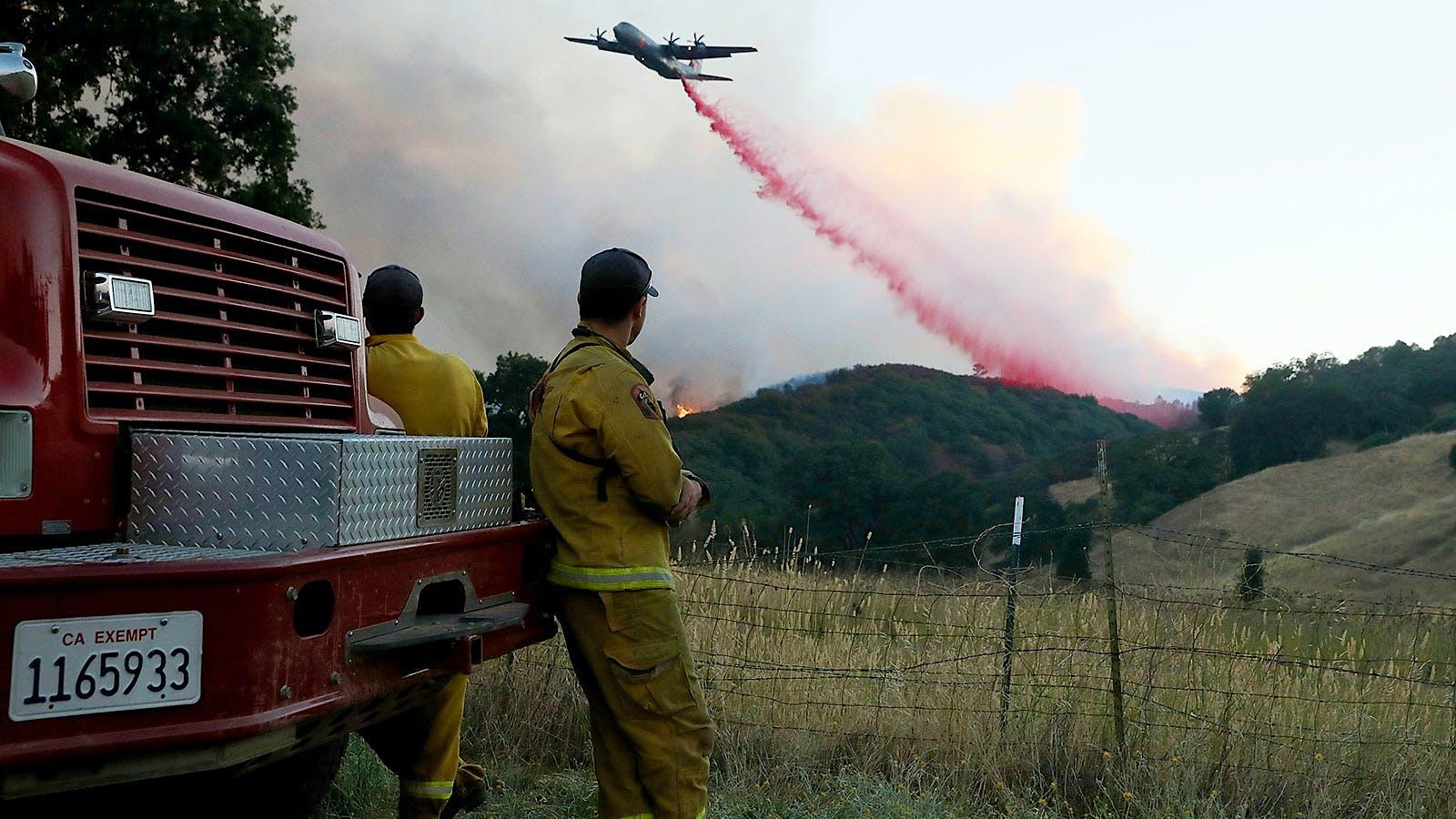 California Wine Country Bracing for Fire Season