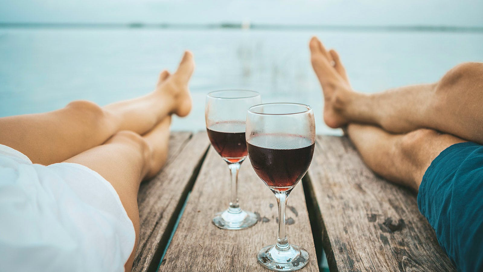 Traveling? Don't Drink the Water, Drink Wine