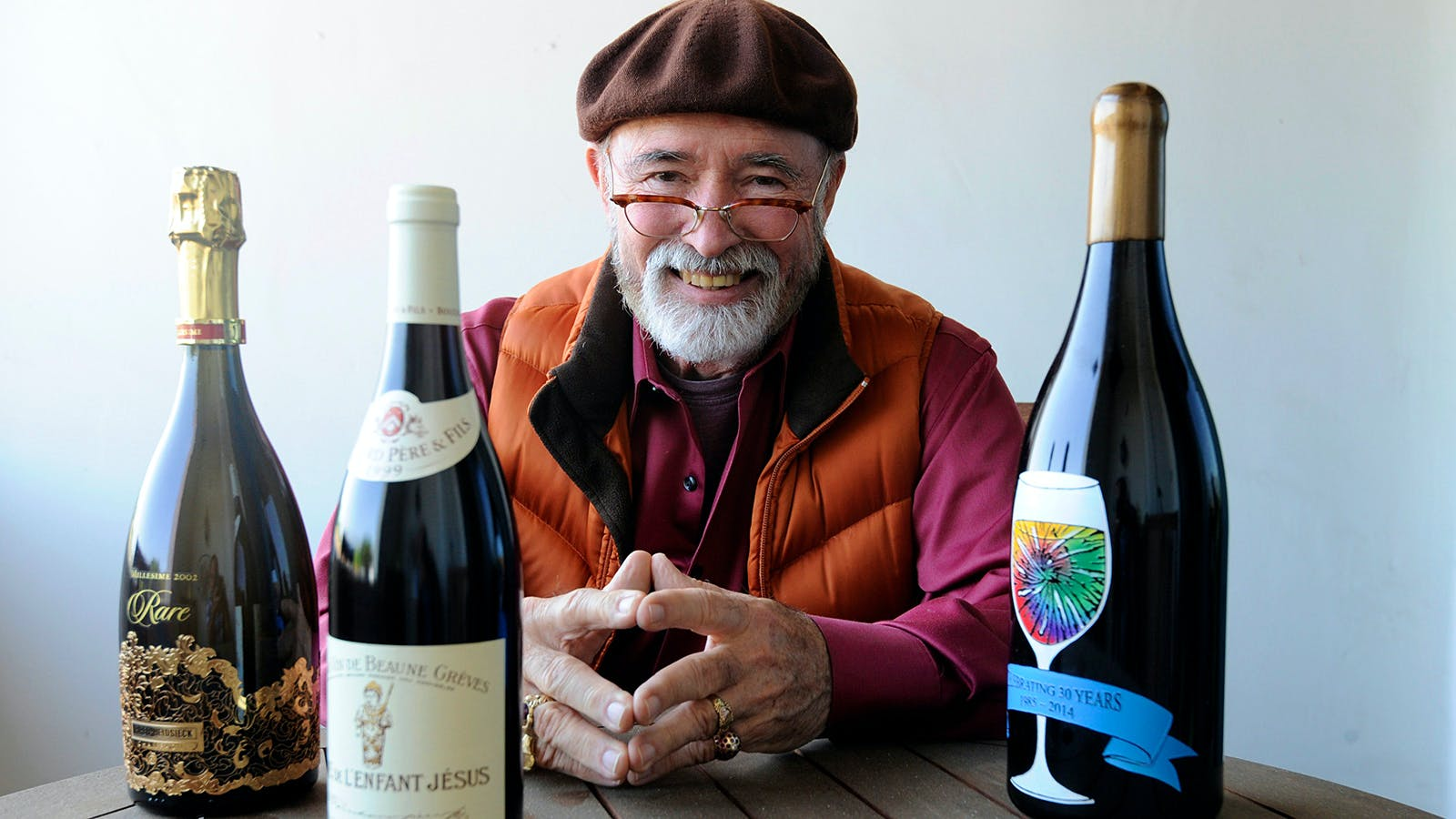Archie McLaren, Wine Lover and Founder of Central Coast Wine Classic, Dies at 75