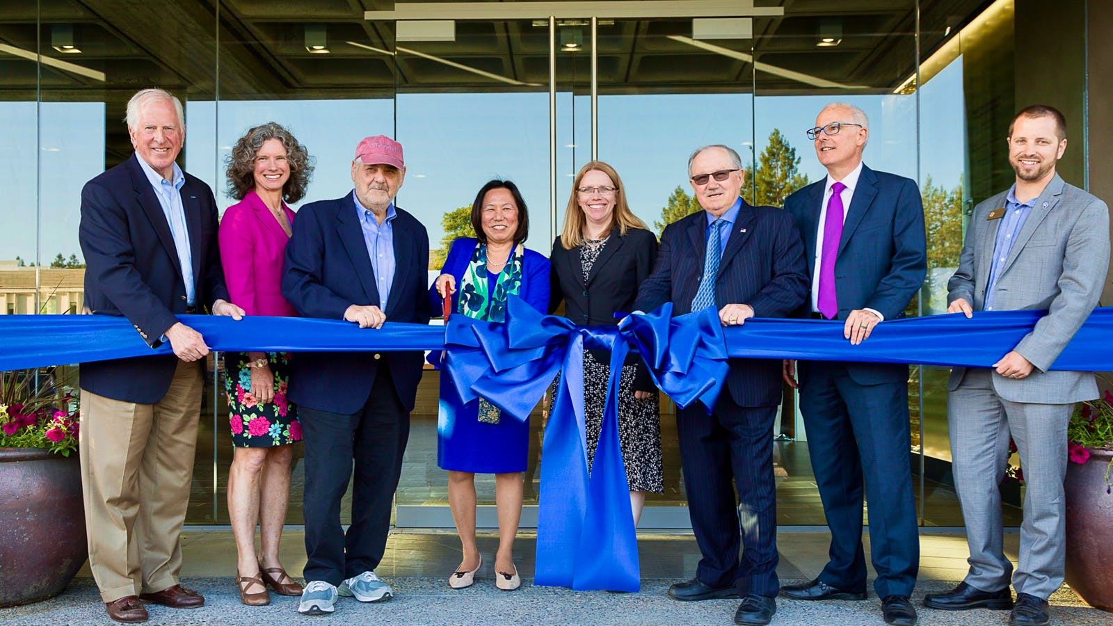 Sonoma State University Unveils Wine Spectator Learning Center