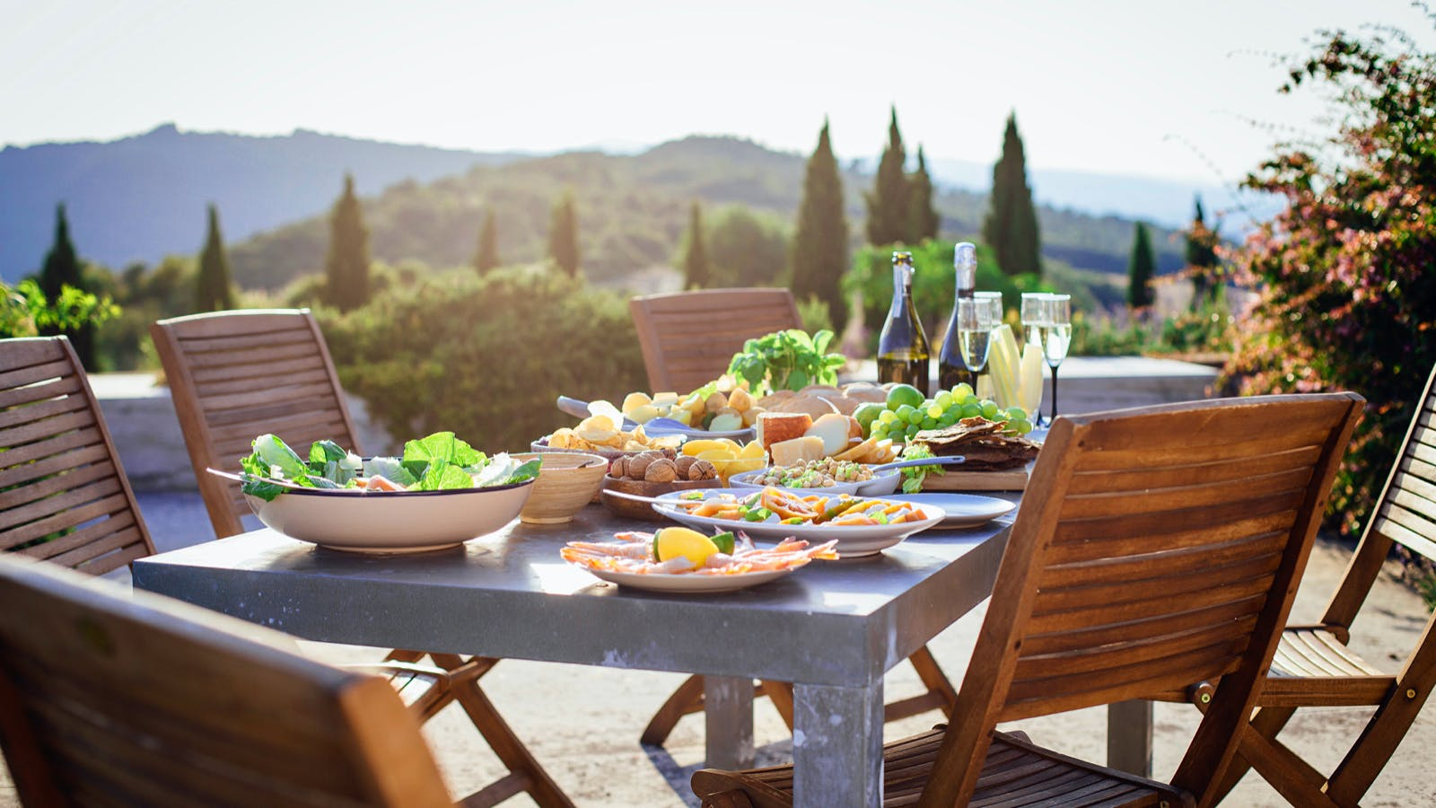 The Mediterranean Diet—Including a Daily Glass of Wine—May Lower Risk of Depression