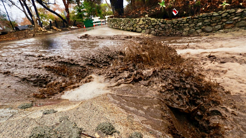 Malibu Wildfire Survivors Brace for Mudslides