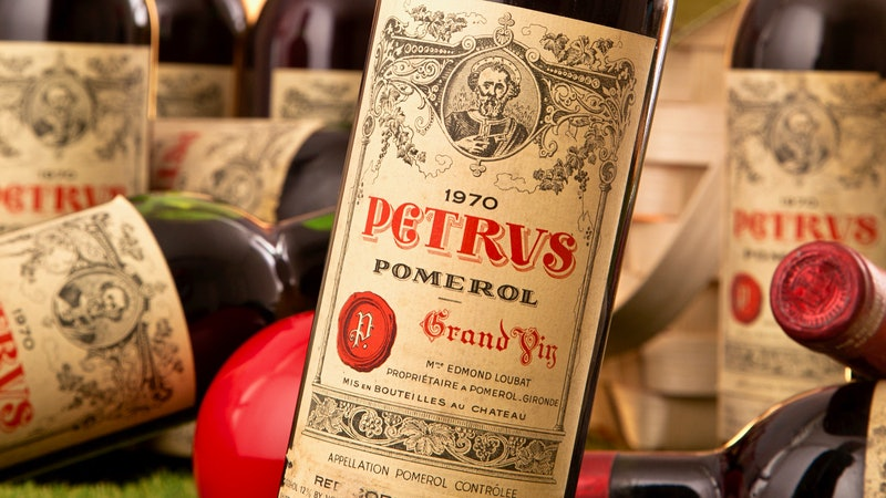 Rare Wine Auctions Show No Signs of Slowing