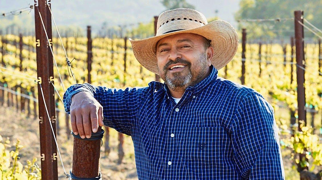 Beloved California Vintner Ulises Valdez Dies at 49