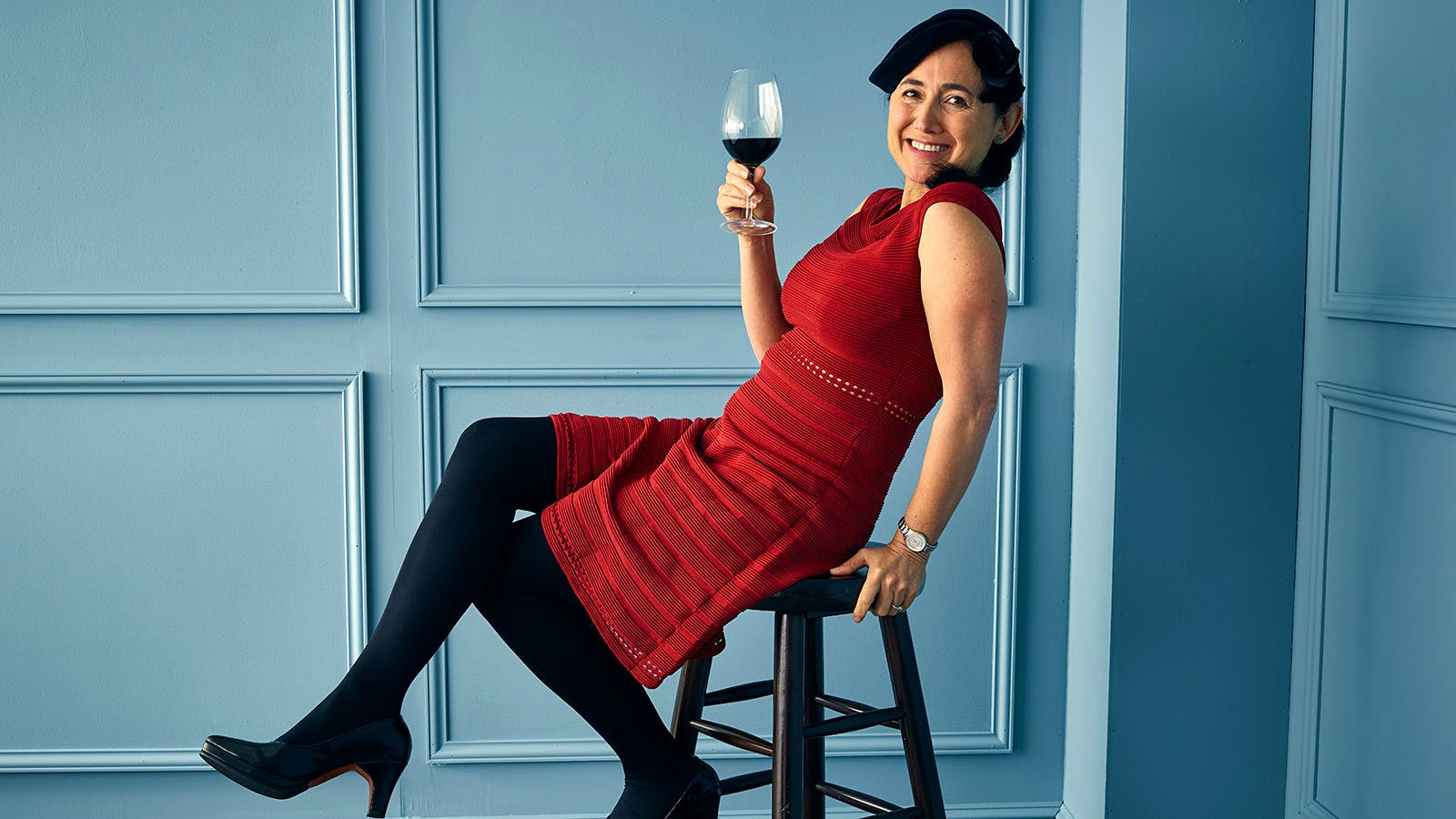 Wine Star: Laura Catena