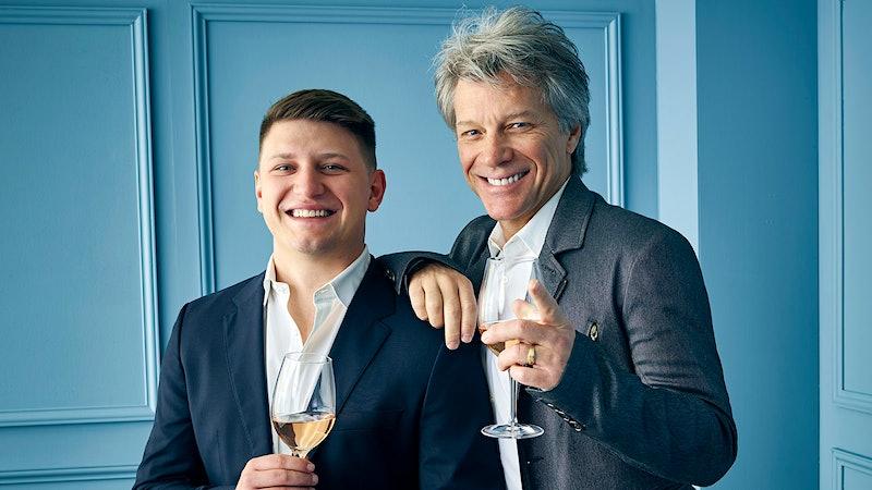 Wine Stars: Jon Bon Jovi and Jesse Bongiovi
