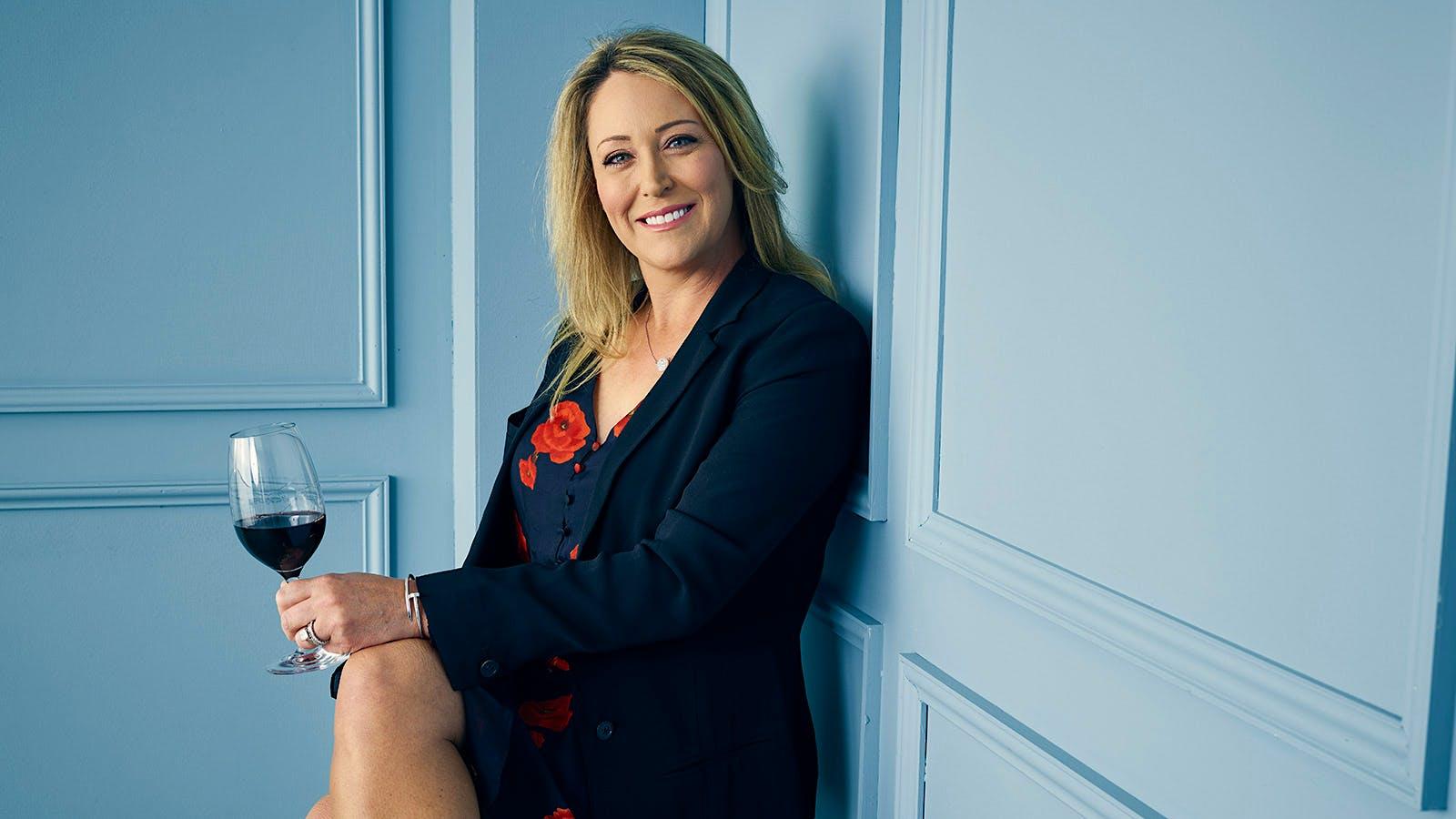 Wine Star: Cristie Kerr