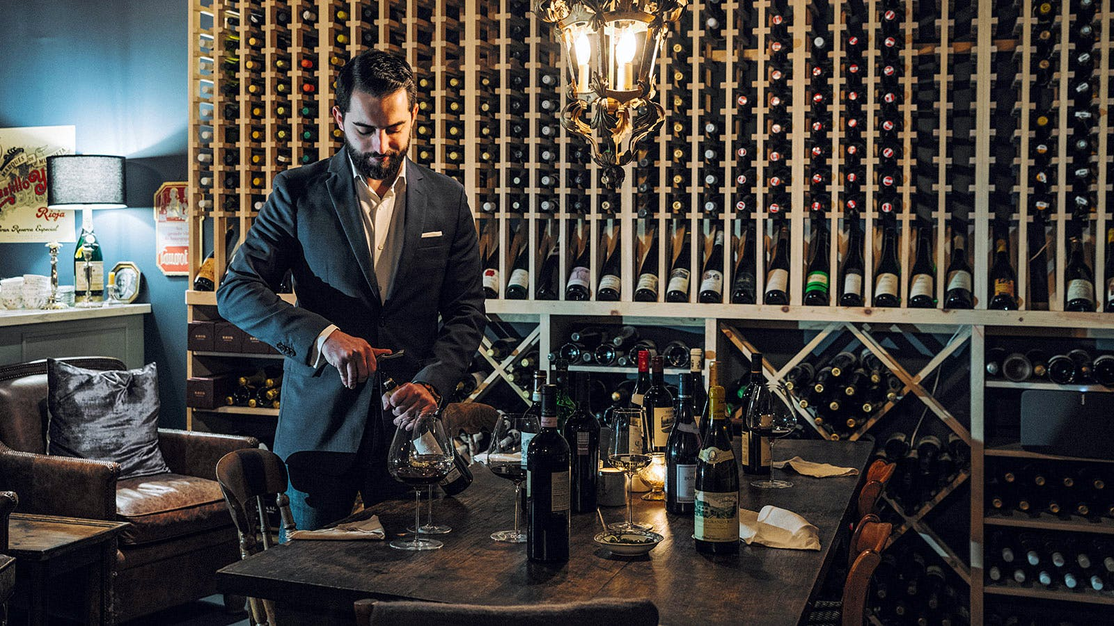 9 Wine Restaurants Worth the Hype