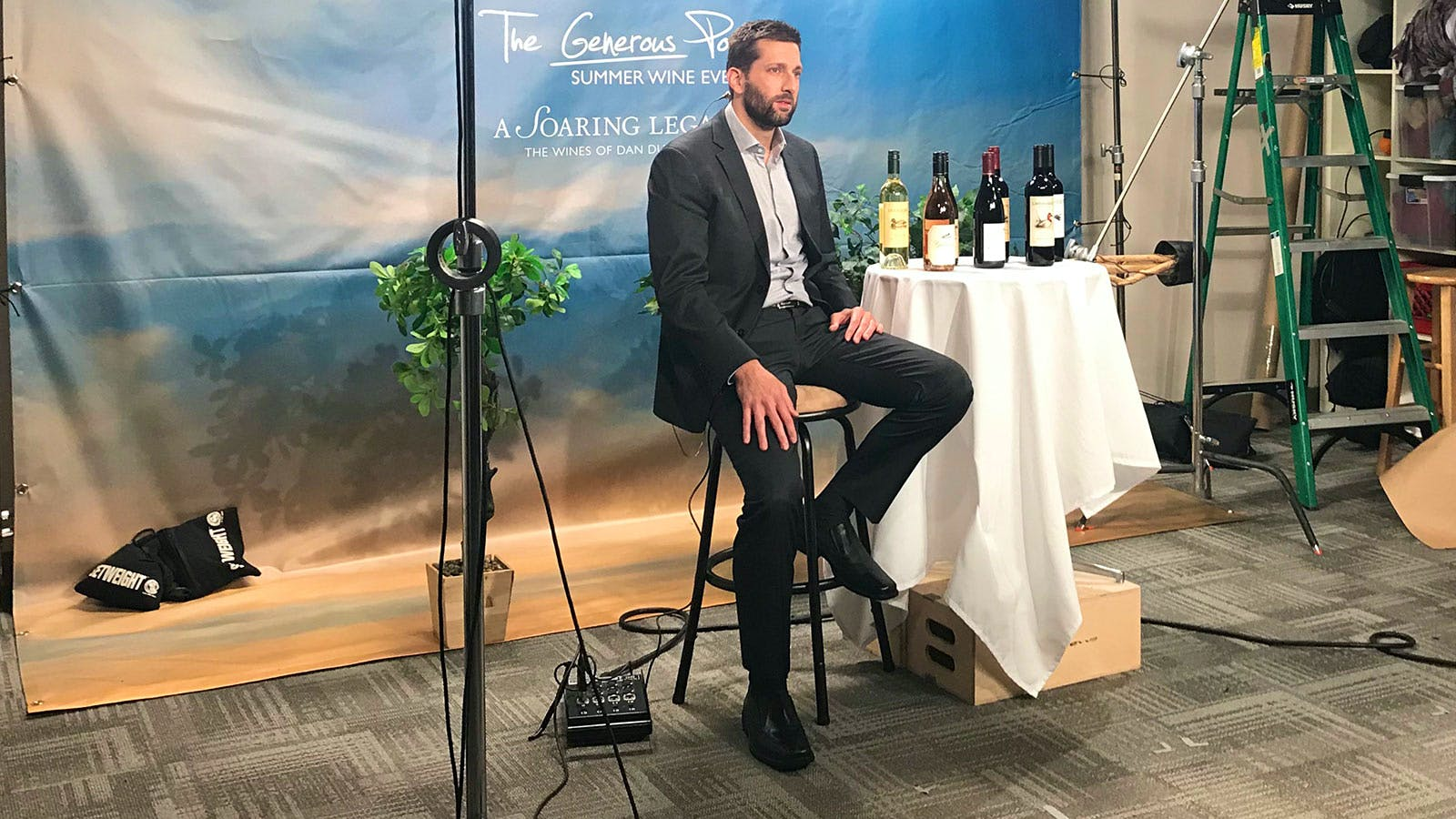 Two Days with the 'Wine Guy' for the Capital Grille, Seasons 52 and Olive Garden