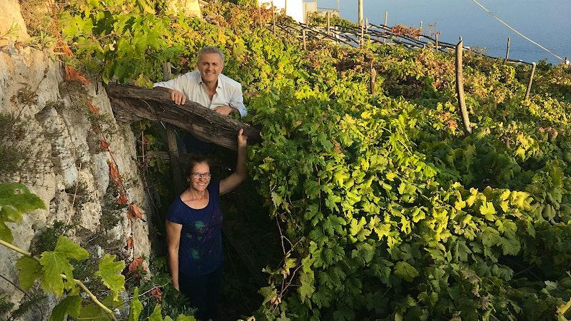 Air-oir on the Amalfi Coast