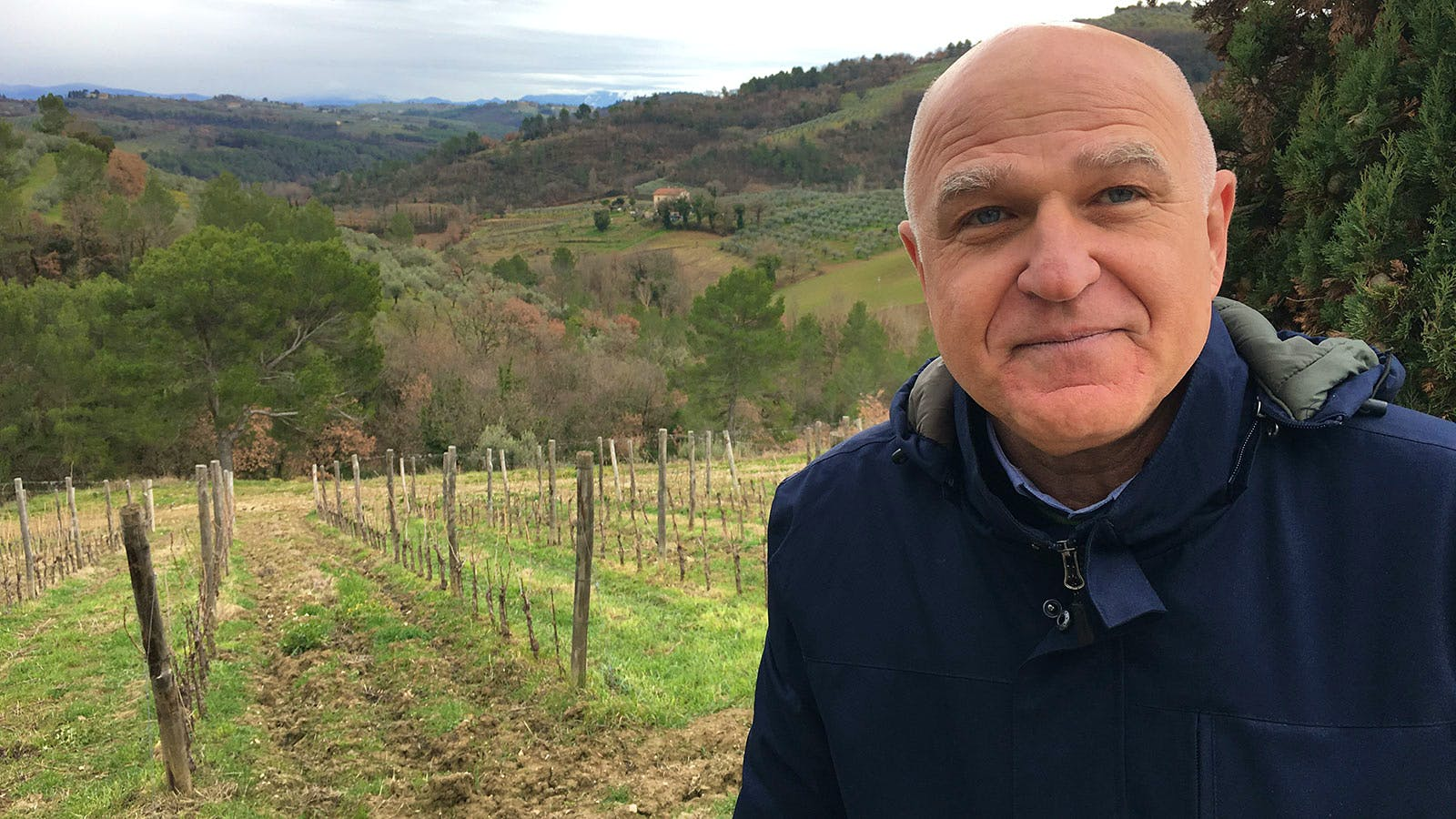 Out of the Beer Boardroom, into Umbrian Wine