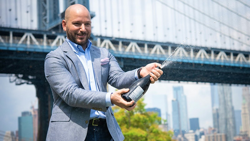 Lessons in Sommelier 'Swagger': A Day in the Life of Brooklyn Restaurateur Alex LaPratt