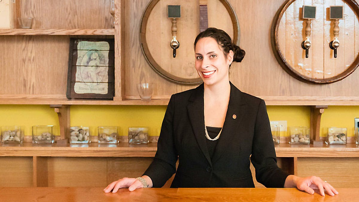 A Day in the Life of Rachel Driver Speckan, City Winery's Wine Rock Star