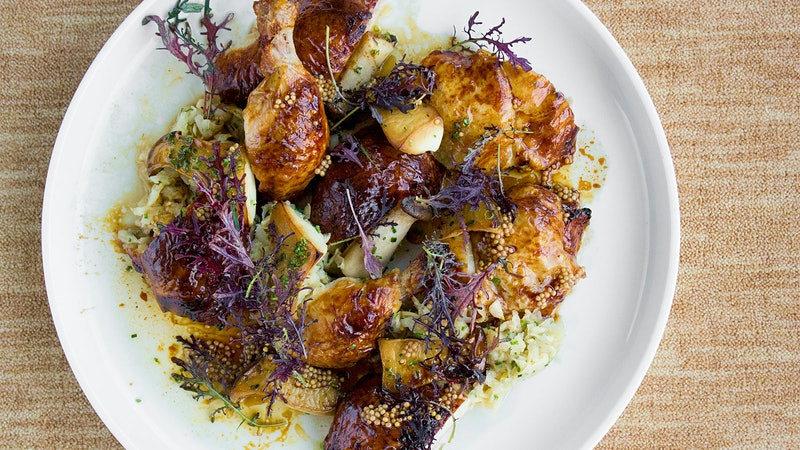 Take Your Holiday Roast Chicken to the Next Level with Lee Wolen