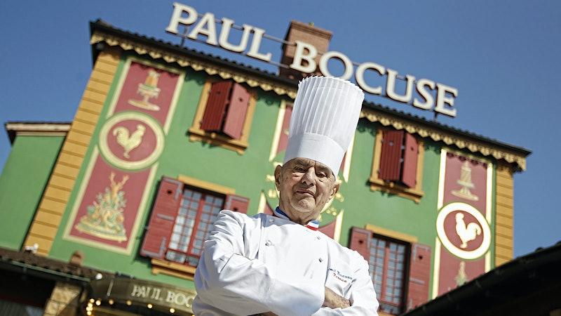 Remembering Paul Bocuse