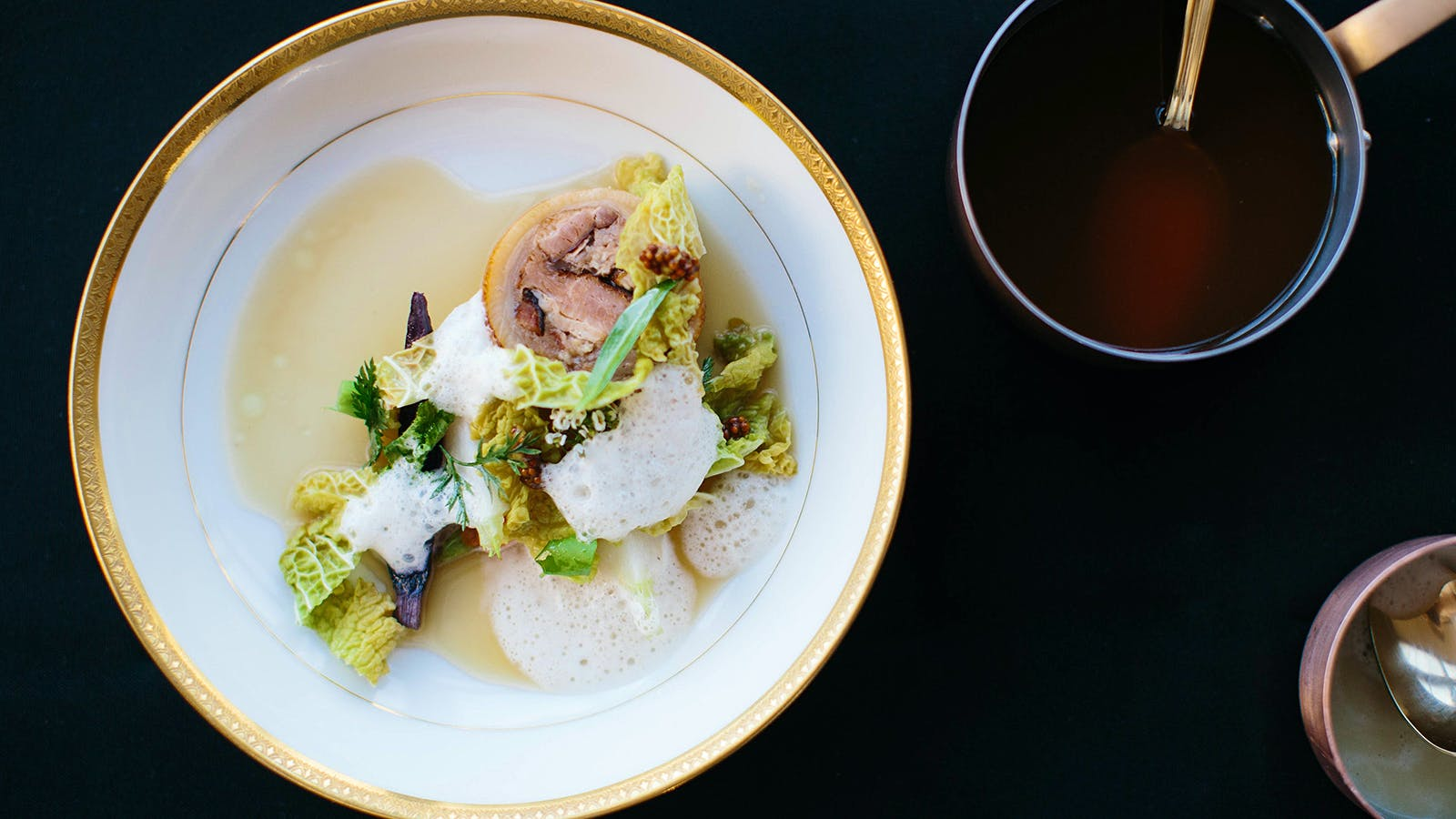 Chef Dominique Crenn's Highly Anticipated Bar Crenn Now Open in San Francisco
