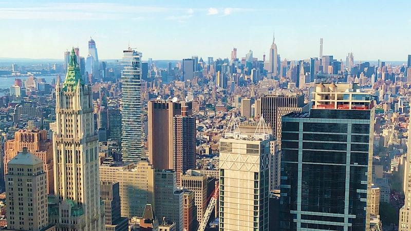 Danny Meyer's Manhatta Puts Sky-High Panoramas on the Menu
